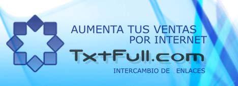 txtfull.com. publicidad web gratis